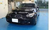 BMW 525i (E60) 鈑金(板金) 塗装 修理