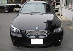 BMW 525i(E61) コーティング